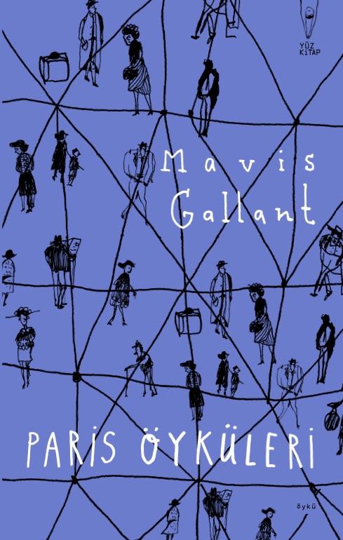 Paris Öyküleri kapağı