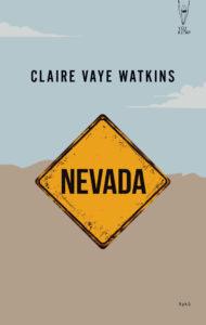 Nevada kitabının kapağı